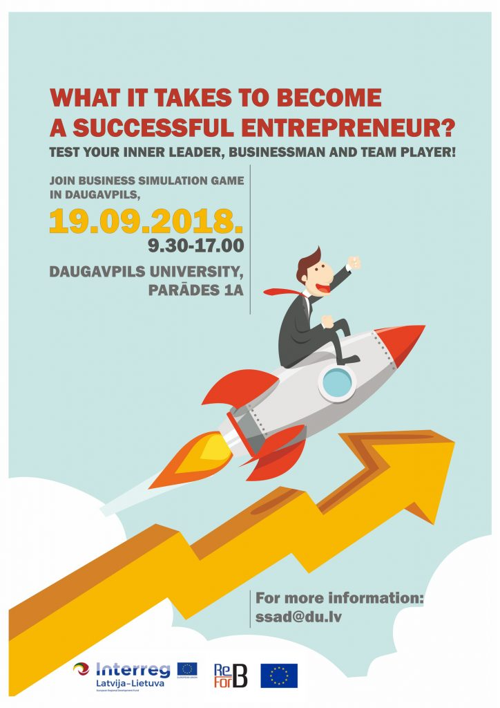 ReForB » BUSINESS SIMULATION GAME ON PRODUCTION IN DAUGAVPILS